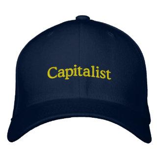 Casquette capitaliste