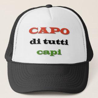 Casquette Capo/patron