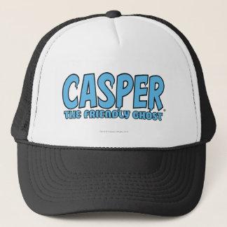 Casquette Casper le logo bleu 1 de fantôme amical