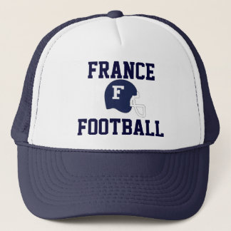 Casquette casque, FRANCE FOOTBALL