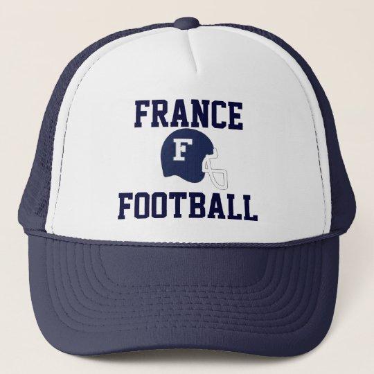 Casquette casque, FRANCE FOOTBALL