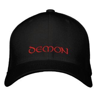 Casquette/casquette brodés par démon casquette brodée