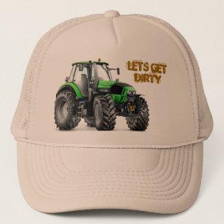 Casquette : Casquette de tracteur