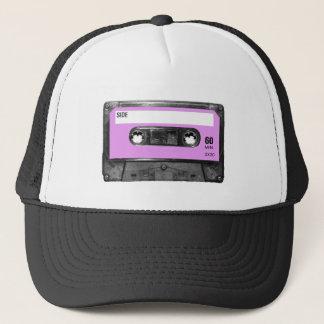Casquette Cassette d'étiquette de lavande