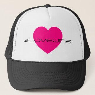 Casquette Célébrez l'amour d'égalité de victoires d'amour