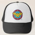 Casquette Cercle de la femme de merveille | et logo