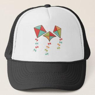 Casquette Cerfs-volants colorés