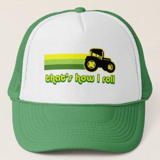 Casquette C'est comment je roule le tracteur
