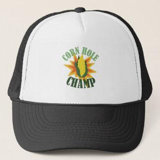 Casquette Champion de trou de maïs