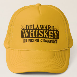 Casquette Champion potable de whiskey du Delaware