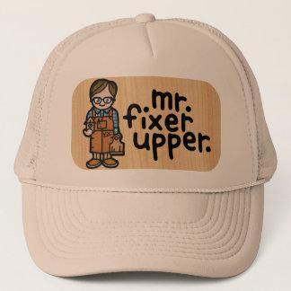 Casquette chapeau de bricoleur