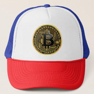 Casquette Chapeau de camionneur de Bitcoin