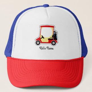 Casquette Chariot de golf