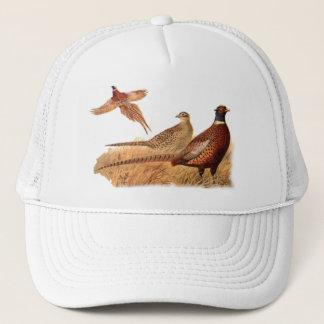 Casquette Chasse évasive d'oiseau de faisan
