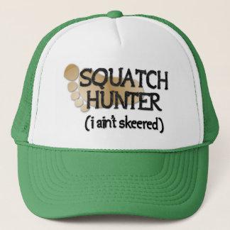 Casquette Chasseur de Squatch : Je pas skeered