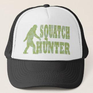 Casquette Chasseur de Squatch sur le camouflage