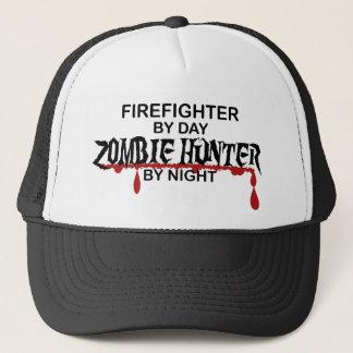 Casquette Chasseur de zombi de sapeur-pompier