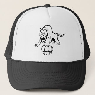 Casquette Chat sauvage, chat sauvage, chat sauvage, chat,