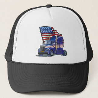 Casquette Chauffeur de camion des Etats-Unis