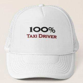 Casquette Chauffeur de taxi de 100 pour cent