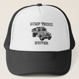 Casquette Chauffeurs de camion de décharge