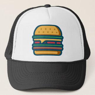 Casquette Cheeseburger de Charbroiled