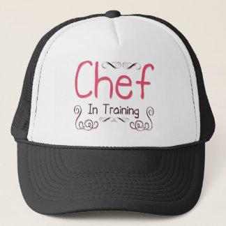 Casquette Chef dans la formation
