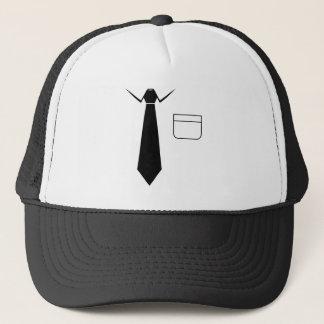 Casquette Chemise et cravate