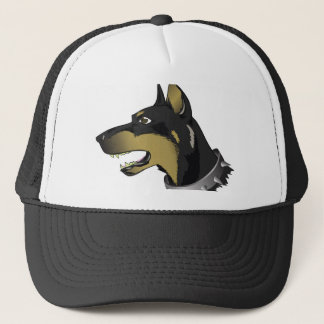 Casquette chien 96Angry _rasterized