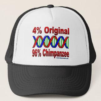 Casquette chimpanzé de 96%
