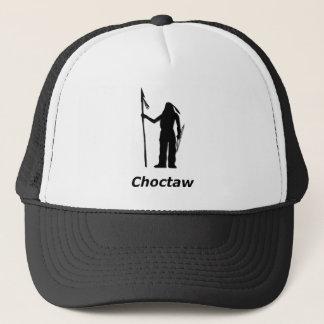 Casquette Choctaw indien