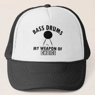 Casquette choix de basse-tambour