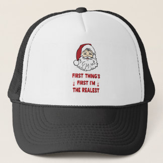 Casquette Christma Realest