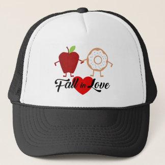 Casquette Chute en beignet d'Apple d'amour