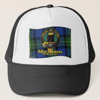Casquette Clan de MacLaren