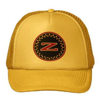 Casquette classique d'emblème de Z