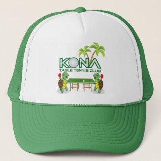 Casquette Club de ping-pong de Kona