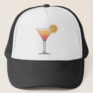 Casquette Cocktail de lever de soleil de tequila