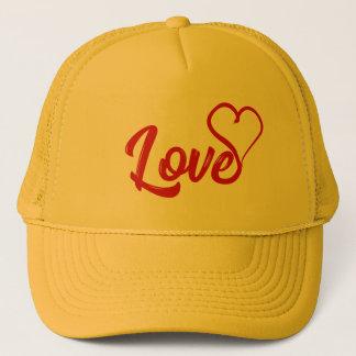Casquette Coeur d'amour