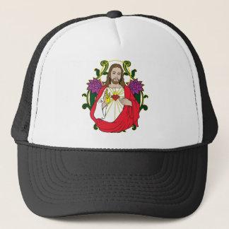 Casquette Coeur sacré merveilleux de Jésus