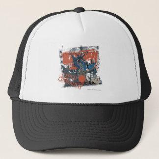 Casquette Collage de croisé de cap