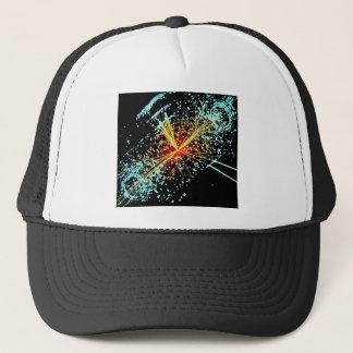 Casquette Collision de LHC