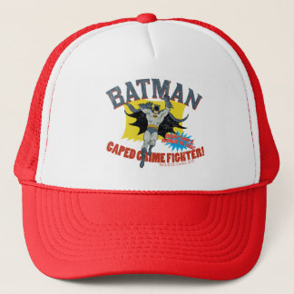 Casquette Combattant de crime de Batman Caped
