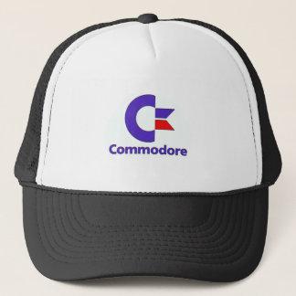 Casquette commodore retro trucker hat