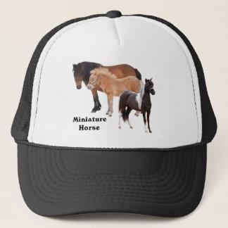 Casquette Conception miniature de tasse de cheval