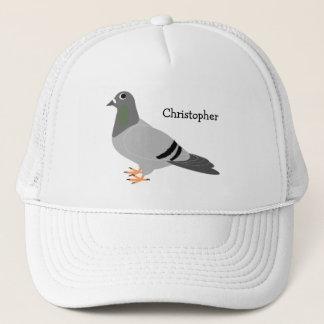 Casquette Conception personnalisée de pigeon