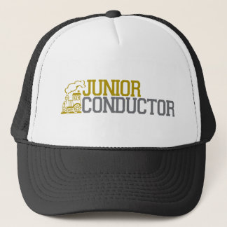 Casquette Conducteur de train junior