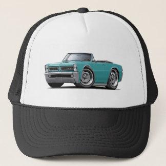 Casquette Convertible de turquoise de 1965 GTO