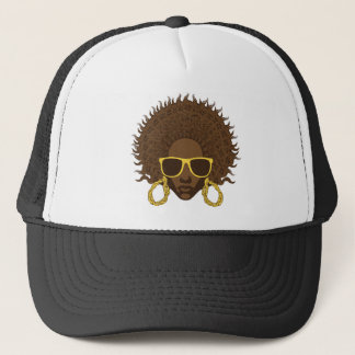 Casquette Cool d'Afro