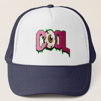 Casquette Cool Text